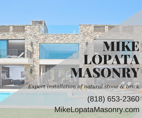 Bay Laurel Sponsors | Mike Lopata Masonry