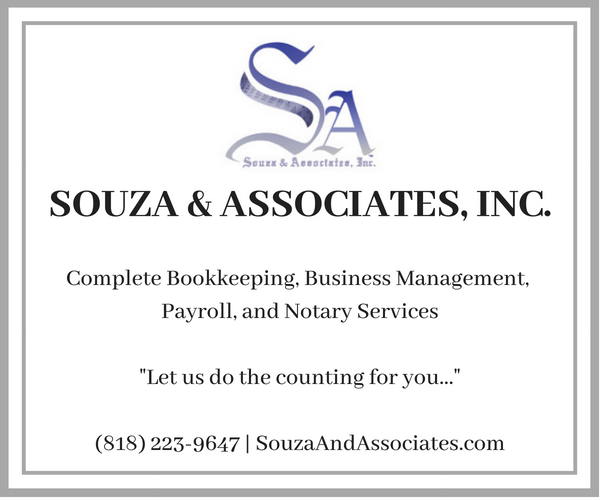 Bay Laurel Sponsors | Souza & Associates, Inc.