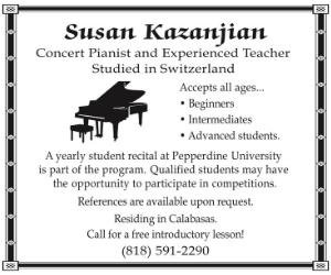 Bay Laurel Sponsors | Susan Kazanjian